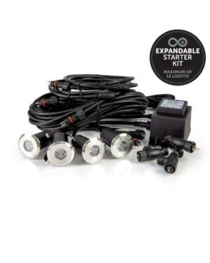 Ellumiere LED Garden Deck Light Kit